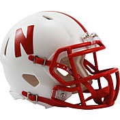 Riddell Nebraska Cornhuskers Speed Mini Football Helmet
