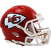 Riddell Kansas City Chiefs Mini Speed Helmet