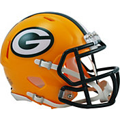 Riddell Green Bay Packers Revolution Speed Mini Helmet
