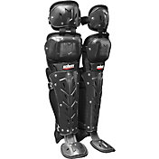 Schutt Air Maxx Scorpion Double Knee Catcher's Leg Guards