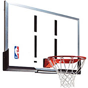 Spalding 54' Acrylic Backboard and Arena Slam Rim Combo