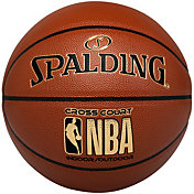 "Spalding NBA Cross Court Basketball (28.5"")"