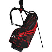 Team Effort Georgia Bulldogs Gridiron III Stand Bag