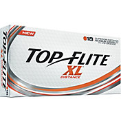 Top Flite XL Distance Orange Golf Balls – 18 Pack