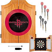 Trademark Games Houston Rockets Dart Cabinet
