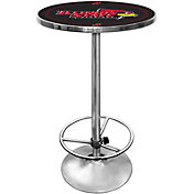 Trademark Games Illinois State Redbirds Pub Table