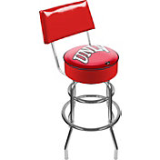 Trademark Games UNLV Rebels Padded Swivel Bar Stool with Back