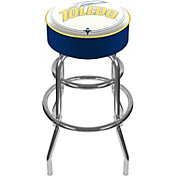 Trademark Games Toledo Rockets Padded Bar Stool