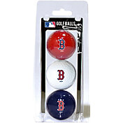 Team Golf Boston Red Sox Golf Balls - 3-Pack