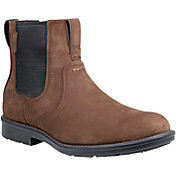 Timberland Men's Carter Notch Plain Chelsea Wide Casual Boots