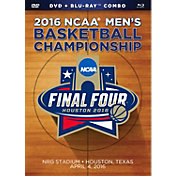 2016 NCAA Men's Basketball Championship Game - Villanova vs. North Carolina DVD/Blu-ray Combo