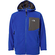 The North Face Boys' Chimborazo Fleece Hoodie Jacket - Past Season