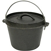 Stansport Cast Iron 1 Quart Dutch Oven- Without Legs