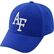 Top of the World Men's Air Force Falcons Blue Premium Collection M-Fit Hat