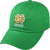 Top of the World Men's Notre Dame Fighting Irish Green Crew Adjustable Hat