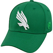 Top of the World Men's North Texas Mean Green Premium Collection Green M-Fit Hat