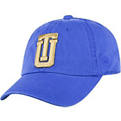 Top of the World Men's Tulsa Golden Hurricane Blue Crew Adjustable Hat