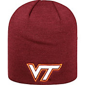 Top of the World Men's Virginia Tech Hokies Maroon TOW Classic Knit Beanie