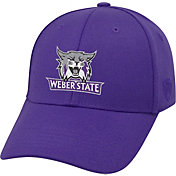 Top of the World Men's Weber State Wildcats Purple Premium Collection M-Fit Hat