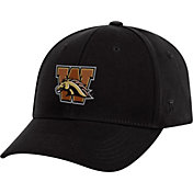 Top of the World Men's Western Michigan Broncos Black Premium Collection M-Fit Hat