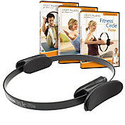 STOTT PILATES Fitness Circle Lite with DVDs