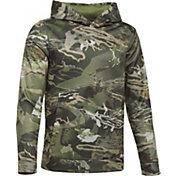 Under Armour Boys' Icon Camo Hoodie