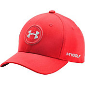 Under Armour Boys' Official Tour Golf Hat