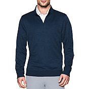 Under Armour Men's Storm SweaterFleece Quarter-Zip Golf Pullover