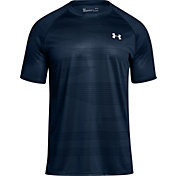 Under Armour Men's Tech Printed Short Sleeve Shirt