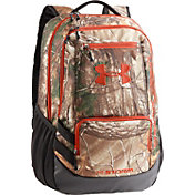Under Armour Hustle Camo Backpack