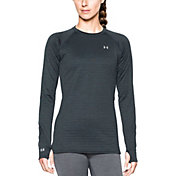 Under Armour Women's Base 4.0 Crew Long Sleeve Shirt