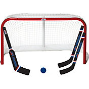 USA Hockey Proform Mini Hockey Net, Stick, and Ball Set