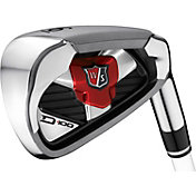 Wilson Staff D100 Irons – (Steel)