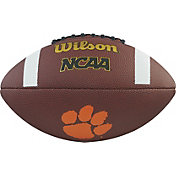 Wilson Clemson Tigers Composite Official-Size Football