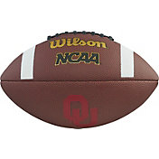Wilson Oklahoma Sooners Composite Official-Size Football