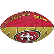 Wilson San Francisco 49ers Junior Football