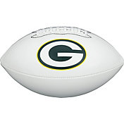 Wilson Green Bay Packers Autograph Official-Size Football