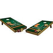 Wild Sports 2' x 4'  Miami Hurricanes Tailgate Bean Bag Toss Shields