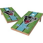 Wild Sports 2' x 4' Maine Black Bears XL Tailgate Bean Bag Toss Shields