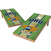 Wild Sports 2' x 4' Oral Roberts Golden Eagles XL Tailgate Bean Bag Toss Shields