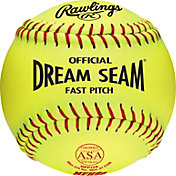 Rawlings 12' ASA/NFHS Official Dream Seam Fastpitch Softball