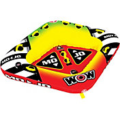 WOW Mojo 3 Person Towable Tube