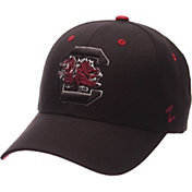 Zephyr Men's South Carolina Gamecocks Black Competitor Adjustable Hat