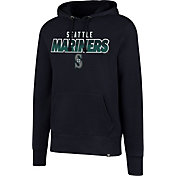 '47 Men's Seattle Mariners Headline Navy Pullover Hoodie