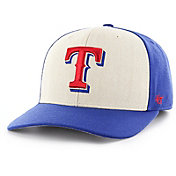 '47 Men's Texas Rangers Inductor MVP Royal Adjustable Hat