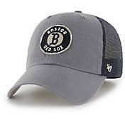 '47 Men's Boston Red Sox Oracle Closer Navy Fitted Hat