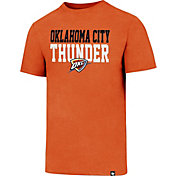 '47 Men's Oklahoma City Thunder Club Orange T-Shirt