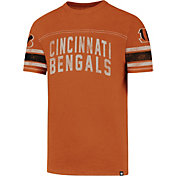 '47 Men's Cincinnati Bengals Title Orange T-Shirt