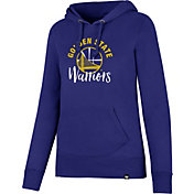 '47 Women's Golden State Warriors Royal Pullover Hoodie
