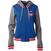 New Era Women's Chicago Cubs Full-Zip Hoodie
